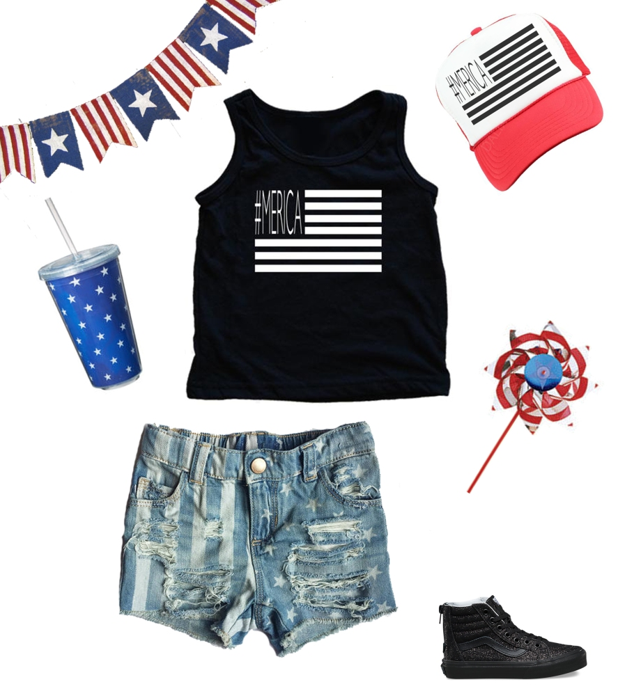 merica outfit